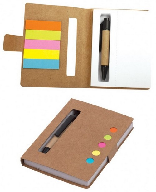 Post-it - Mini bloc-notes et marque-pages